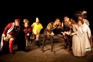 Rumpelstiltskin holds center stage